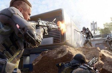 Descent trailer call of duty black ops iii