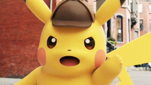 Detective Pikachu regista Film