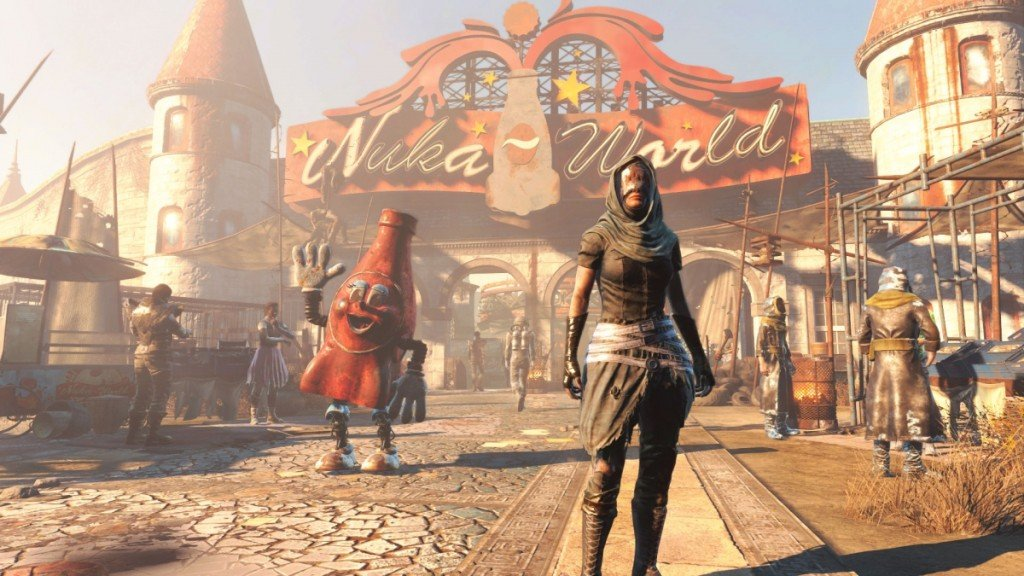 Fallout 4 Nuka World data uscita