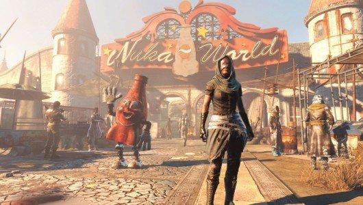 Fallout 4 mod ps4