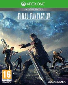 Final Fantasy XV cover Xbox One