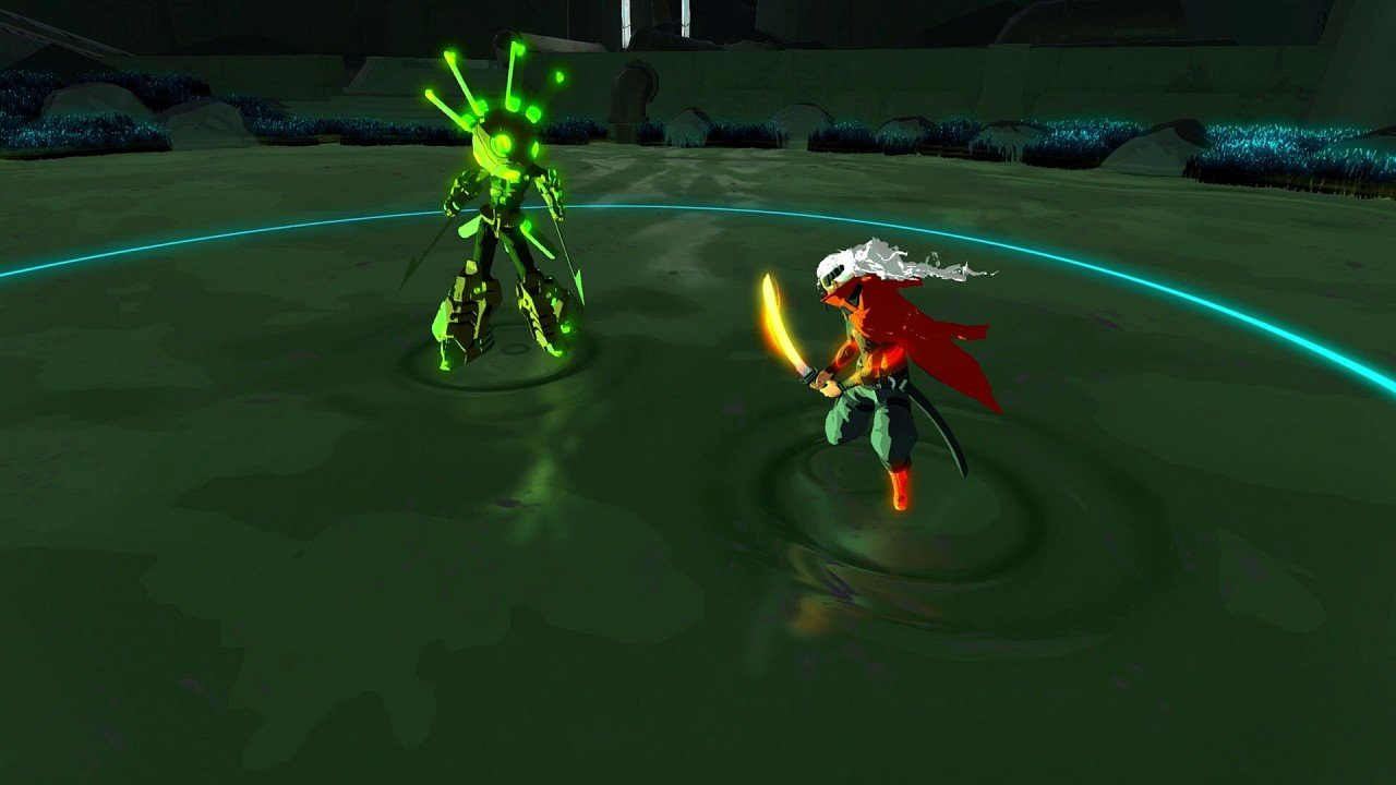 Furi immagine PC PS4 07