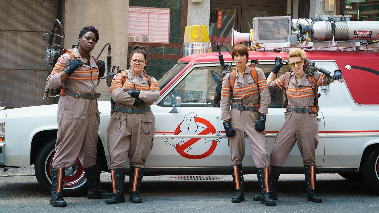 Ghostbusters Cinema