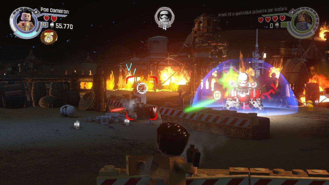 LEGO Star Wars Il Risveglio della Forza immagine PC PS4 Xbox One 3DS Wii U 06