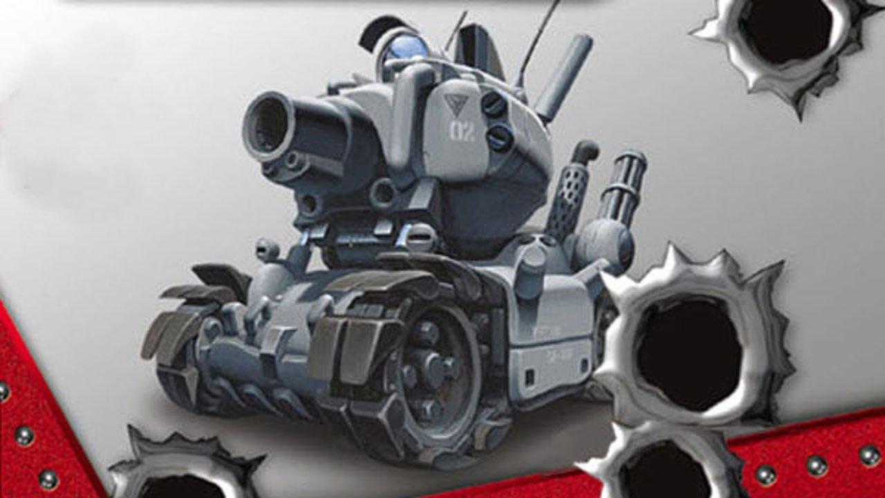 Metal Slug Anthology arriverà su PS4 la prossima settimana