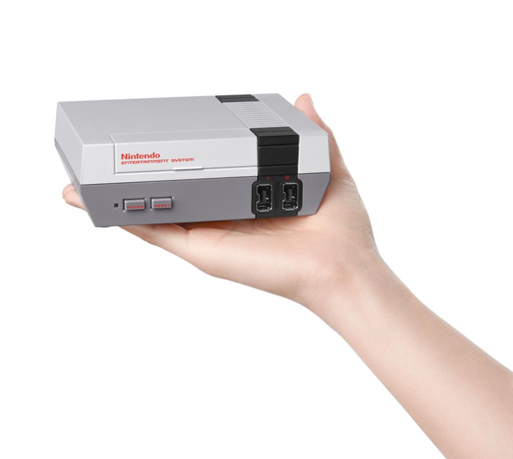 Nintendo annuncia il Nintendo Classic Mini