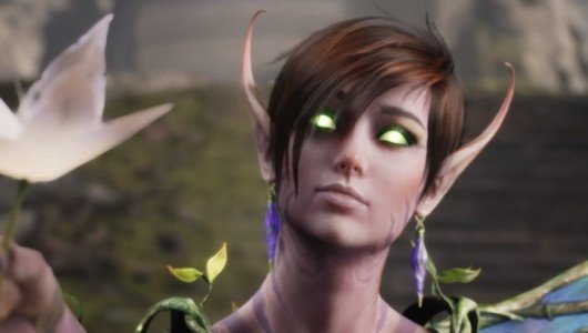 Paragon The Fey trailer