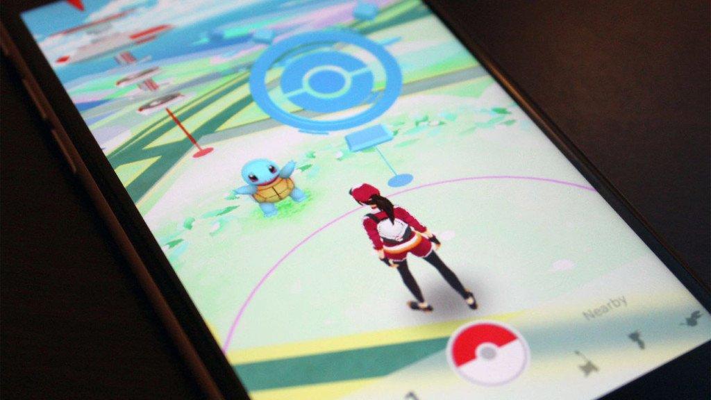 Pokémon GO ban gps