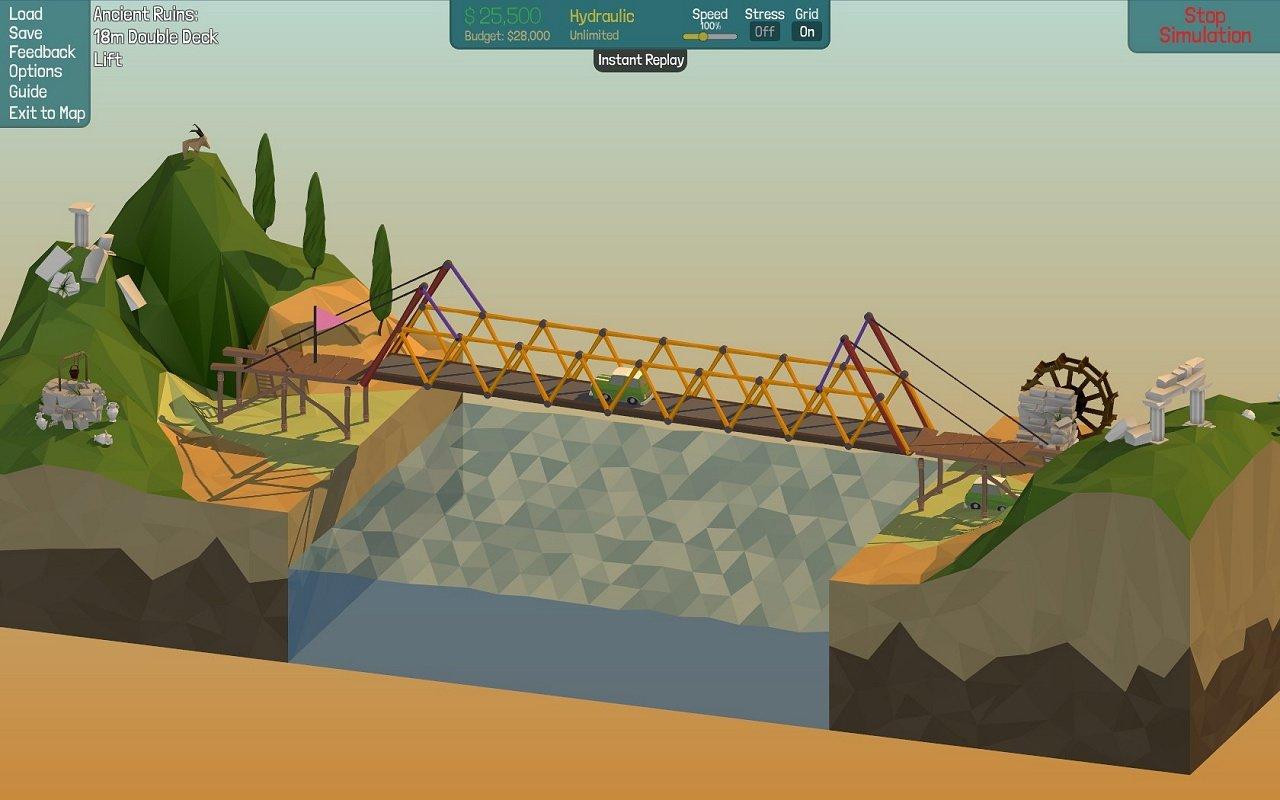 Poly Bridge immagine PC 05