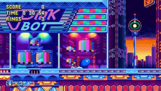 Sonic Mania si mostra in un nuovo coloratissimo gameplay