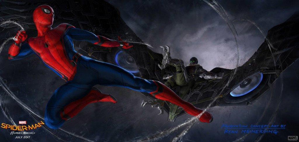 Spider-Man Homecoming AvvoltoioSpider-Man Homecoming Avvoltoio
