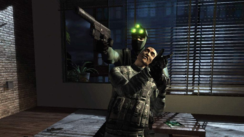Ubisoft Splinter Cell Uplay