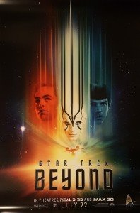 Star Trek Beyond Cinema locandina