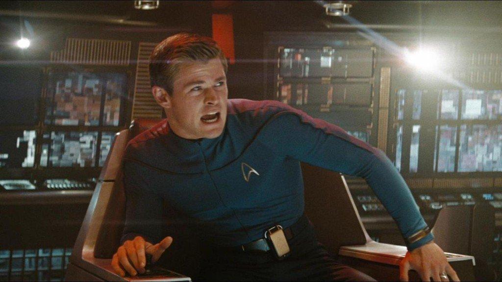 Star Trek Chris Hemsworth