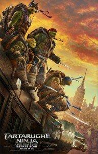 Tartarughe Ninja - Fuori dall'ombra locandina