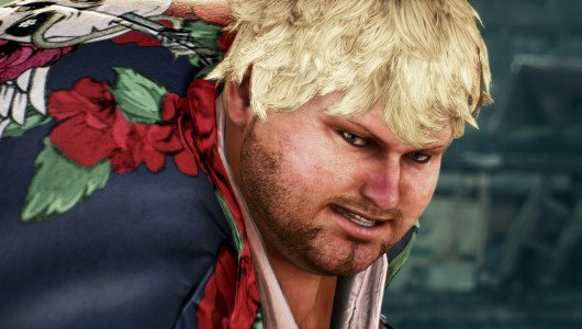 Tekken 7 trailer gameplay