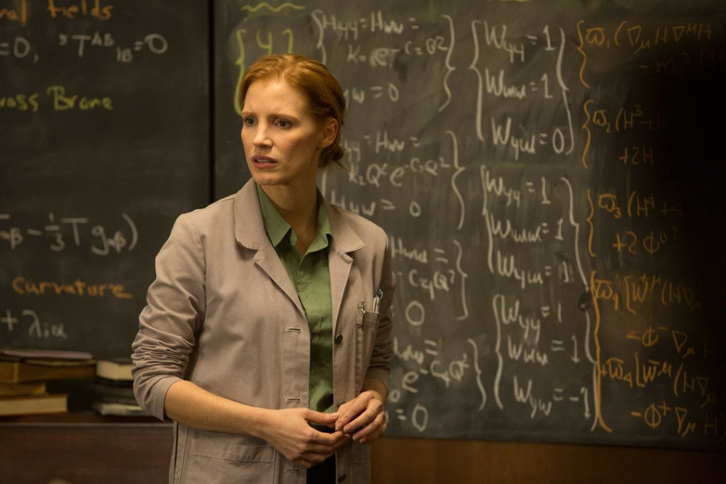 The Division Jessica Chastain