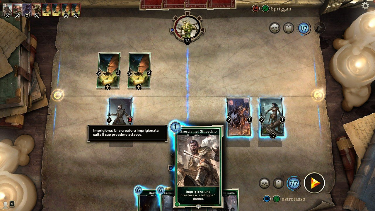 The Elder Scrolls Legends immagine PC Mobile 04