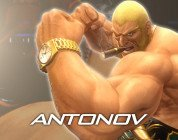 The King of Fighters XIV Antonov trailer