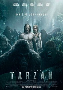 The Legend of Tarzan locandina