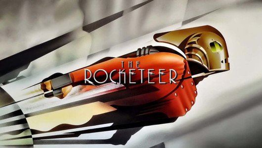 The Rocketeer reboot