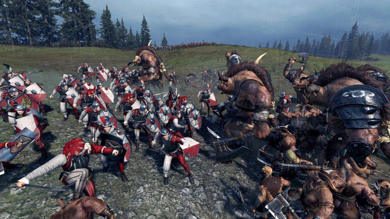 Total War Warhammer Il richiamo degli Uominibestia DLC immagine PC 07