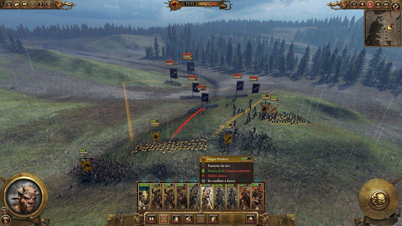 Total War Warhammer Il richiamo degli Uominibestia DLC immagine PC 09