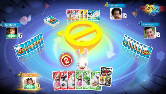 UNO rayman just dance pc ps4 xbox one