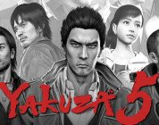 Yakuza 5 è gratuito per gli abbonati al PlayStation Plus