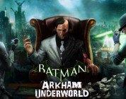 Batman Arkham Underworld disponibile ora su iPhone e iPad