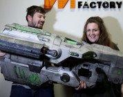 Doom: una gigantesca riproduzione del BFG 9000