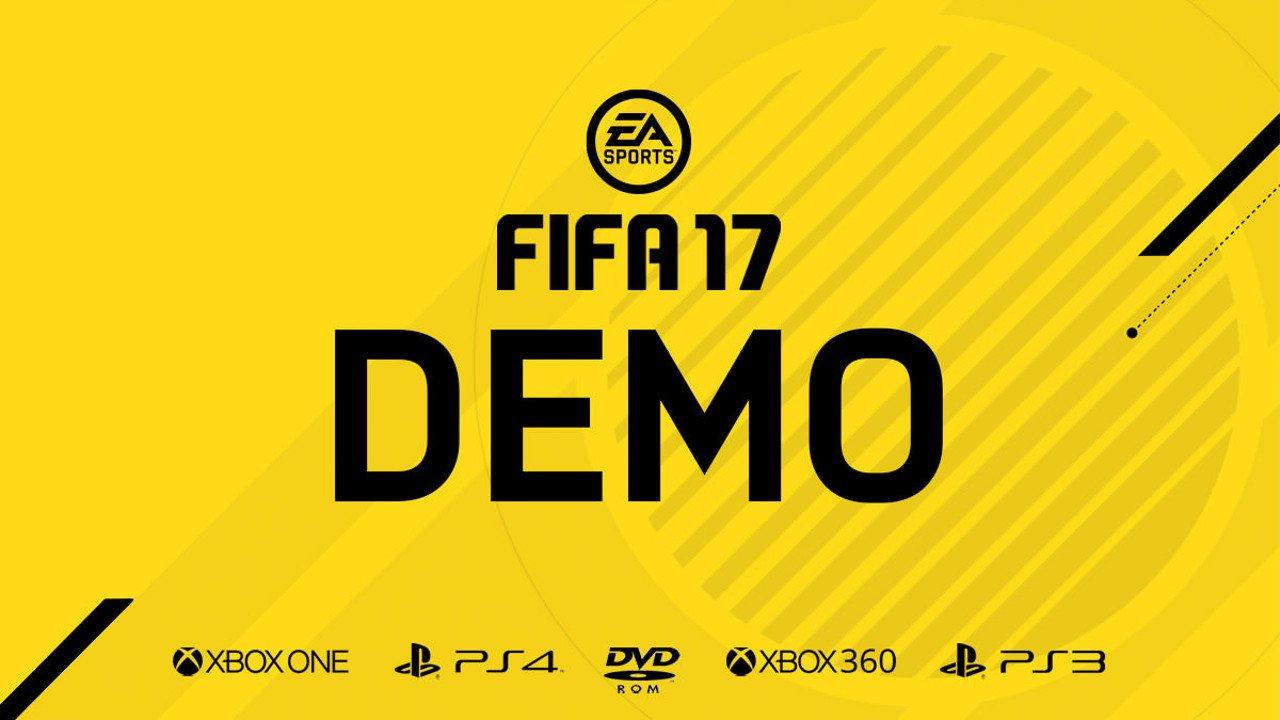 FIFA 17: la demo potrebbe essere pubblicata a settembre
