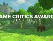 The Game Critics Awards E3 2016 The Legend of Zelda Breath of the Wild