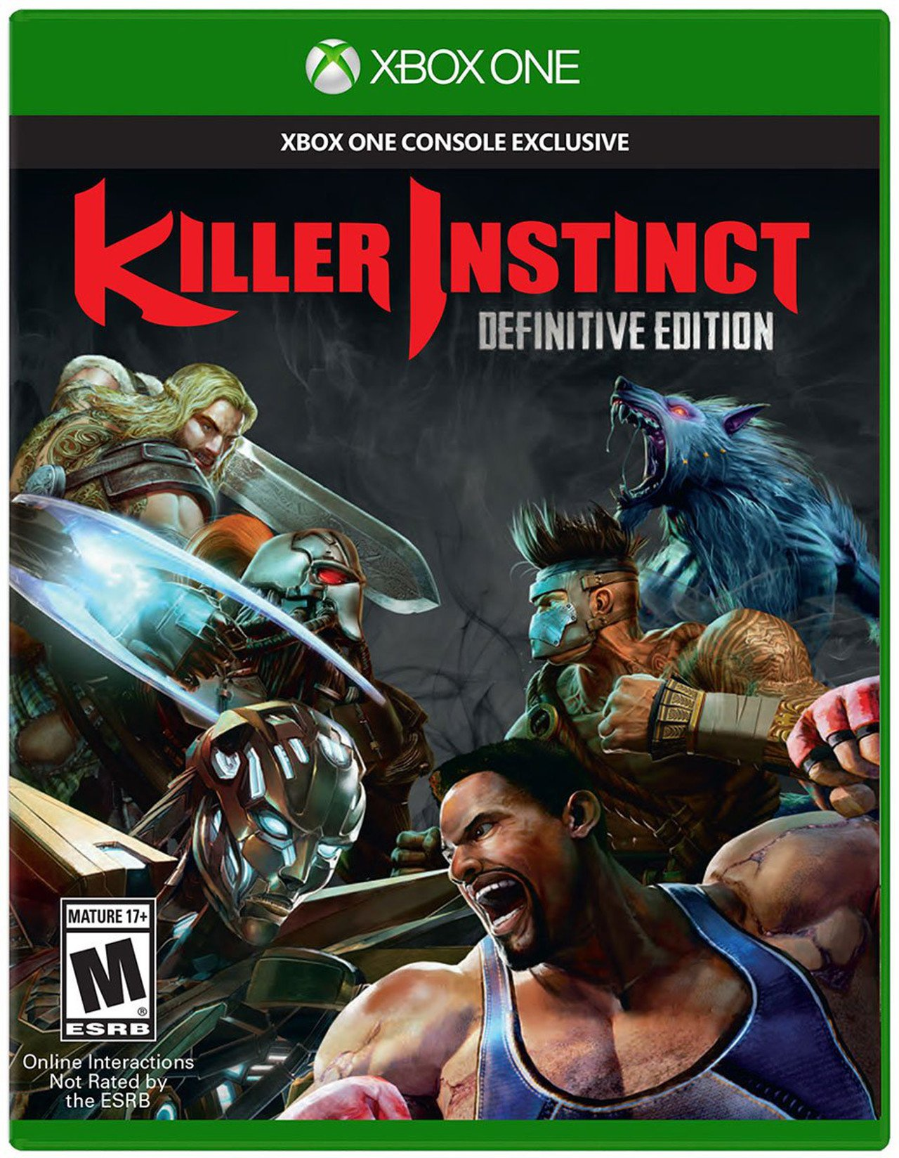 Killer Instinct Definitive Edition: trapelati data e prezzo