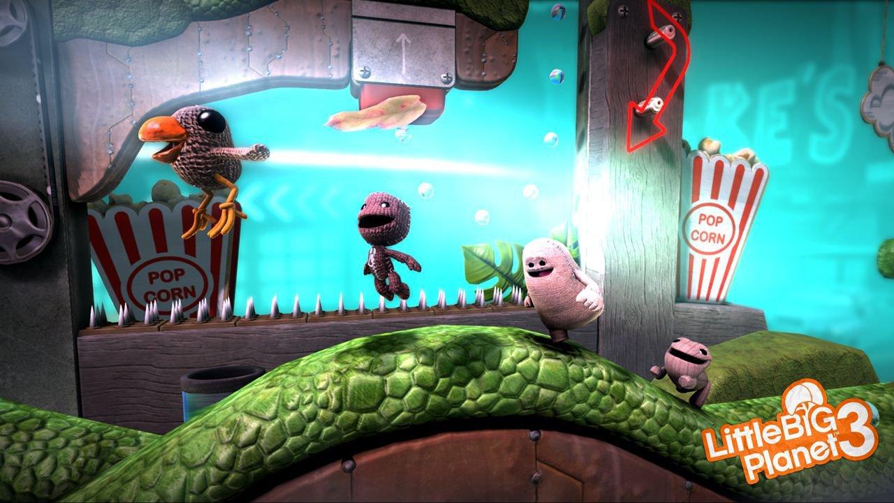 LittleBigPlanet: Sony spegnerà a breve tutti i server nipponici