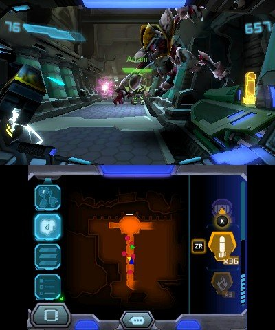 metroid prime federation force 3ds immagine anteprima (10)