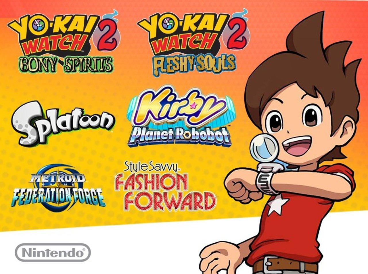 Nintendo presente in forze al San Diego Comic Con