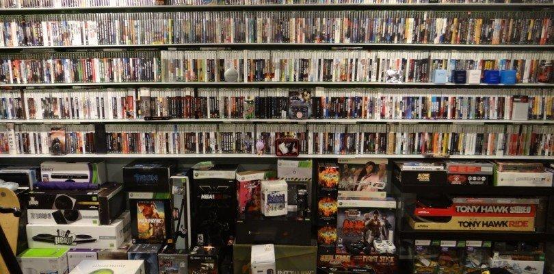 non ho più spazio per i videogiochi