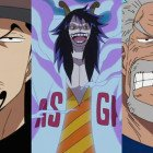 One Piece Burning Blood: annunciati Monkey D. Garp e Caesar Clown