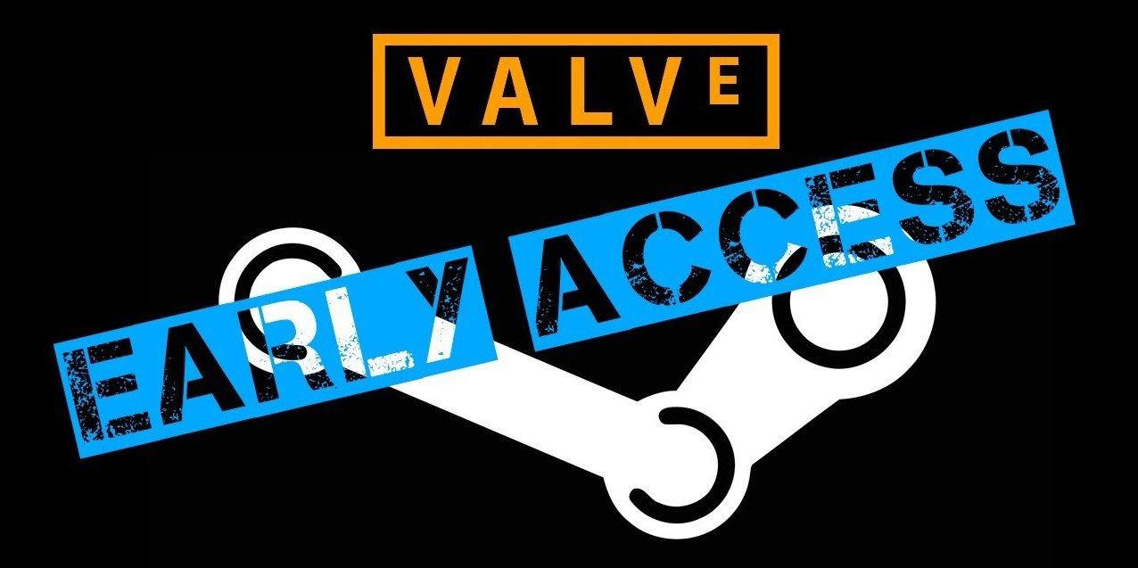 valve steam accesso anticipato