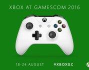 Xbox sarà presente alla GamesCom 2016