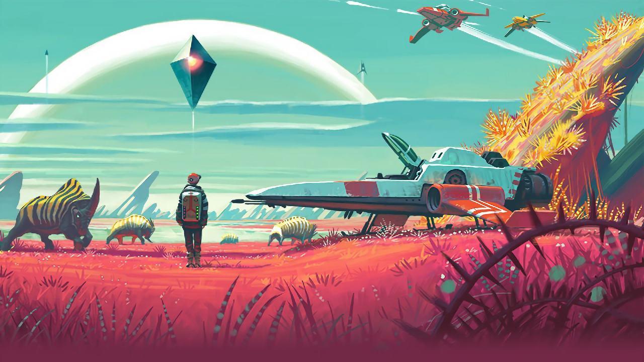 No Man's Sky: pubblicato il trailer di lancio