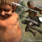 Attack on Titan Wings of Freedom immagine PS Vita PS3 PS4 01