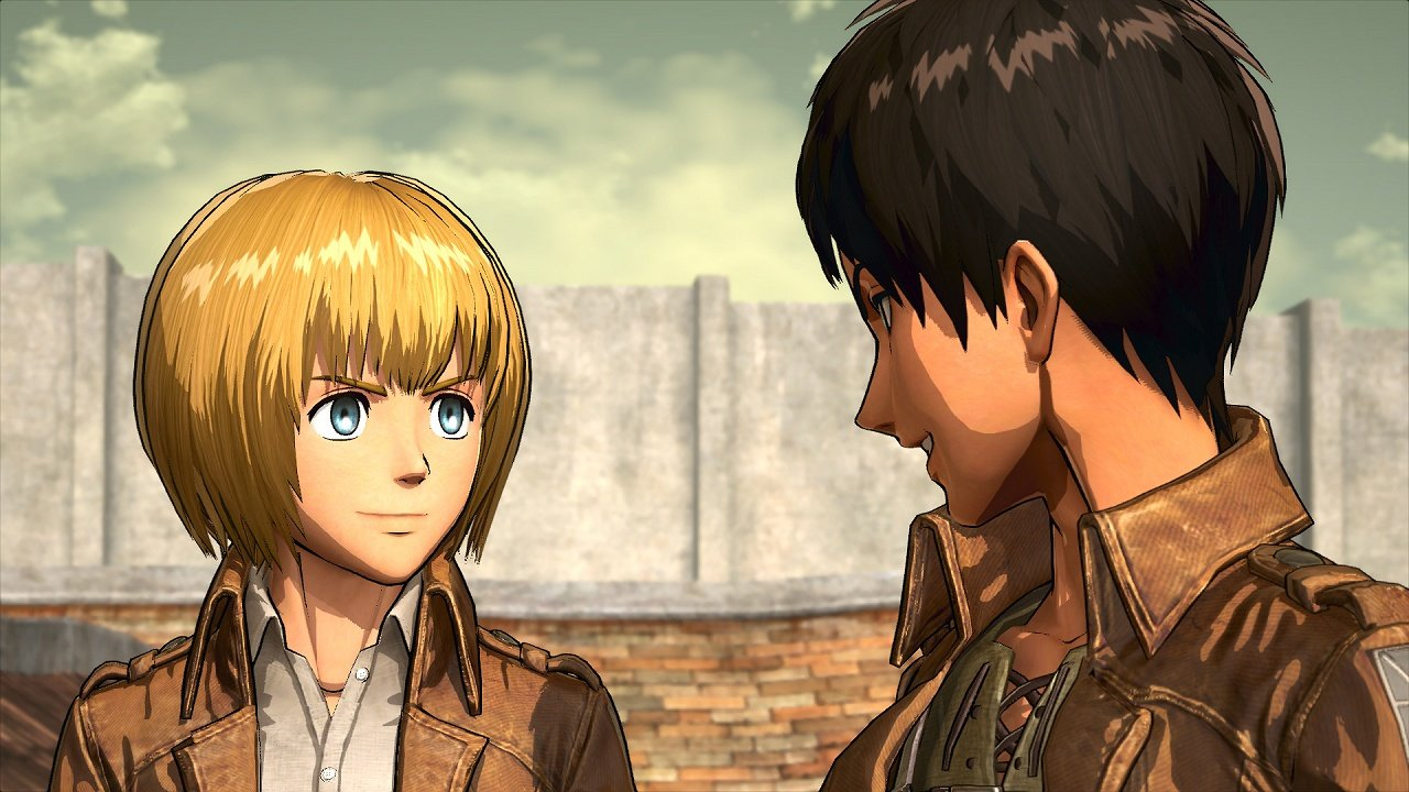 Attack on Titan Wings of Freedom immagine PS Vita PS3 PS4 06