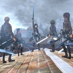 Attack on Titan Wings of Freedom immagine PS Vita PS3 PS4 07