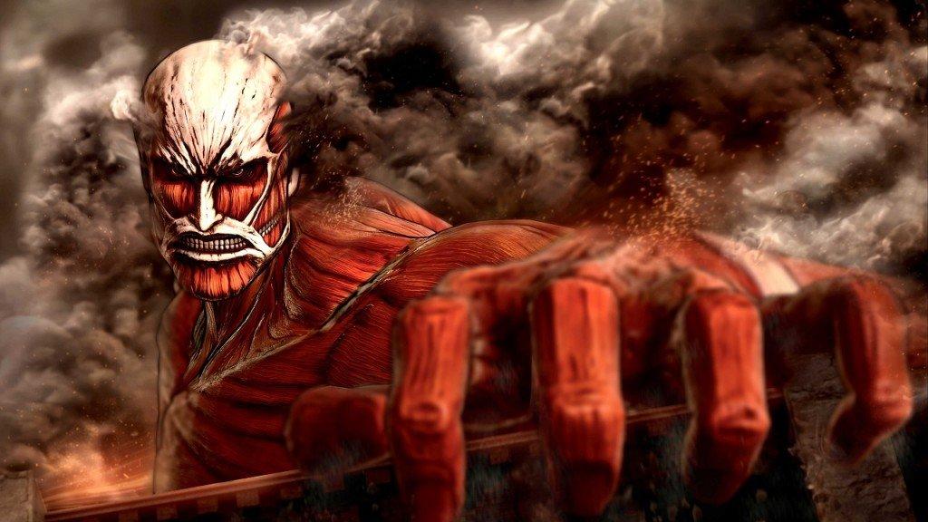 Steam Koei Tecmo Attack on Titan Wings of Freedom immagine PS Vita PS3 PS4 09