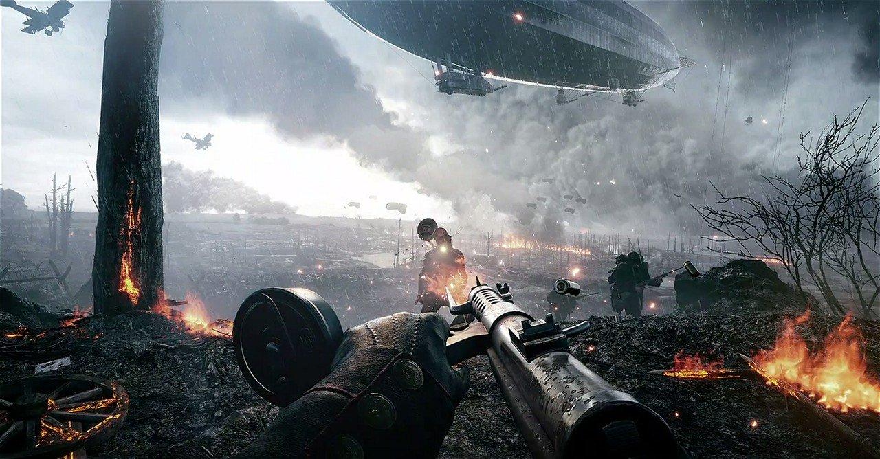 Battlefield 1 immagine PC PS4 Xbox One 02