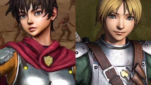 Berserk: Casca e Judeau si mostrano in due nuovi video di gameplay