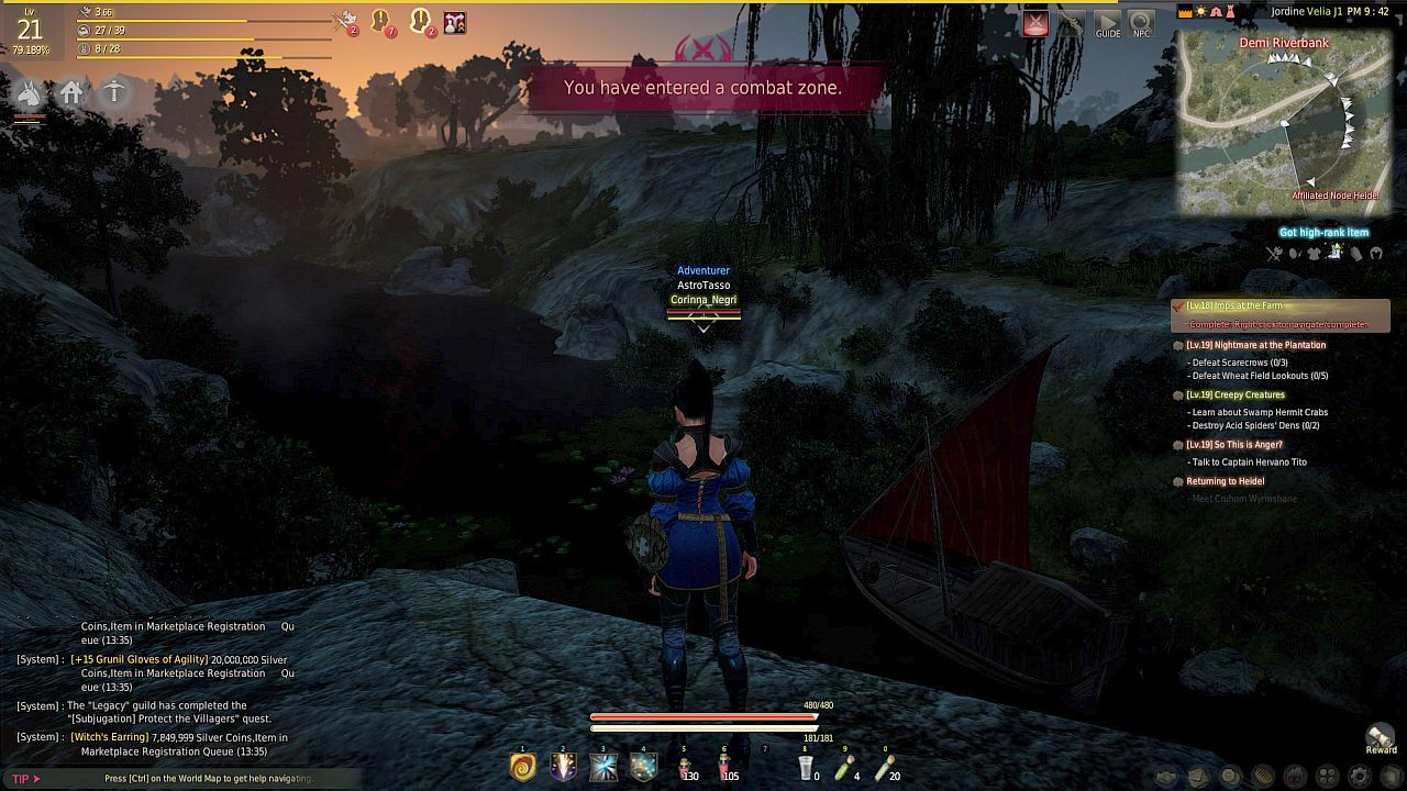 Black Desert Online immagine PC 01_3