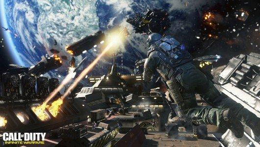 Call of Duty Infinite Warfare trailer gameplay